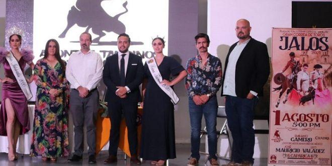 Anuncian corrida en Jalostotitlán para el uno de agosto