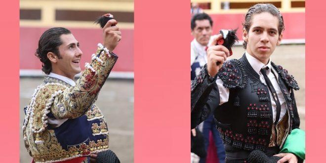 Sendos trofeos a Nieto y Cabrera en Los Ibelles