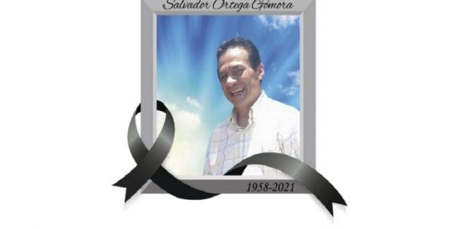Muere Salvador Ortega 'El Champ'