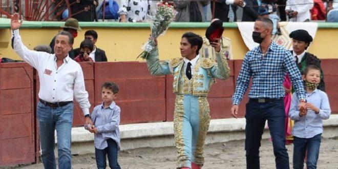 Novillo de indulto en Apizaco
