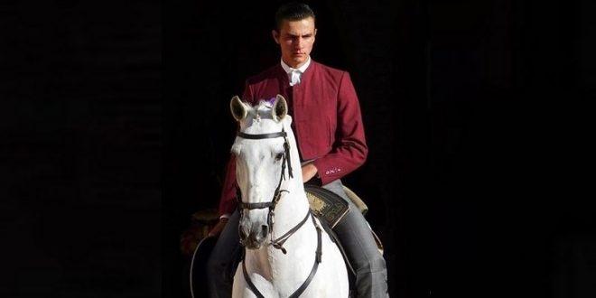 Muere 'Amílcar', caballo del rejoneador Fauro Aloi