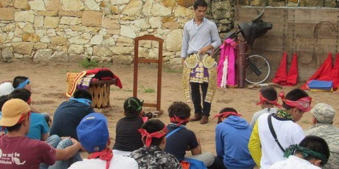 Ofrece Martínez clínica taurina en El Garambullo