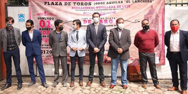 Habrá novillada en Tlaxcala el uno de agosto