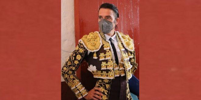 Reaparece Uceda Leal en México, dispuesto 'a cuajar un toro' en Cinco Villas