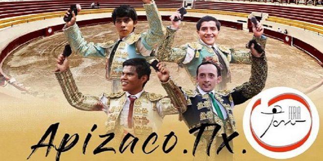 Los triunfadores, hoy en Apizaco con ganado de De Haro (*Fotos del encierro*)