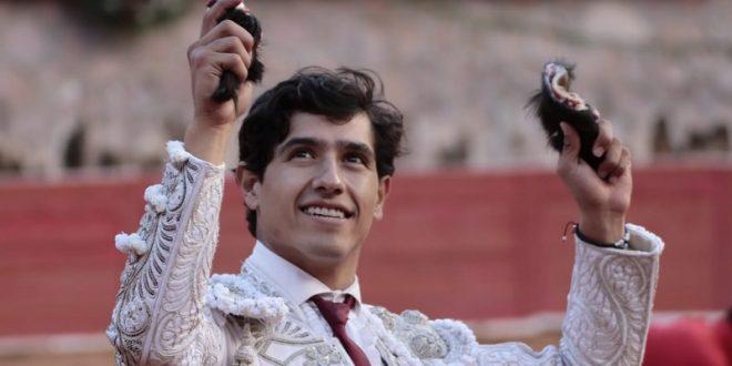 ZACATECAS: Se impuso Luis David, en hombros