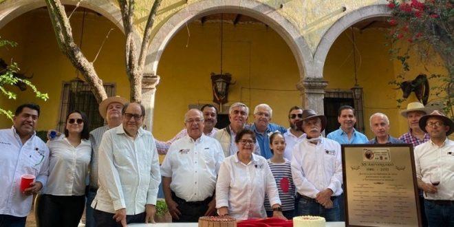 """El Centro Taurino """"México-España"""" celebra 35 años"""