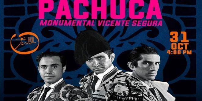 Corrida Goyesca de lujo, en Pachuca