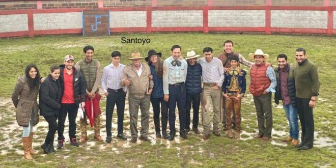 'Ampara' La Guadalupana a todos los toreros