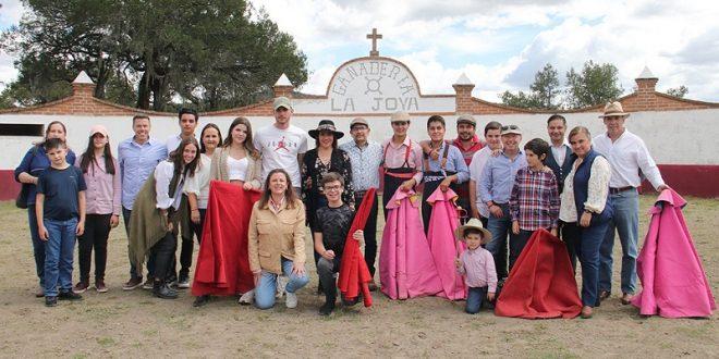 Fomenta La Joya afición entre mexicanos y alemanes (*Fotos*)