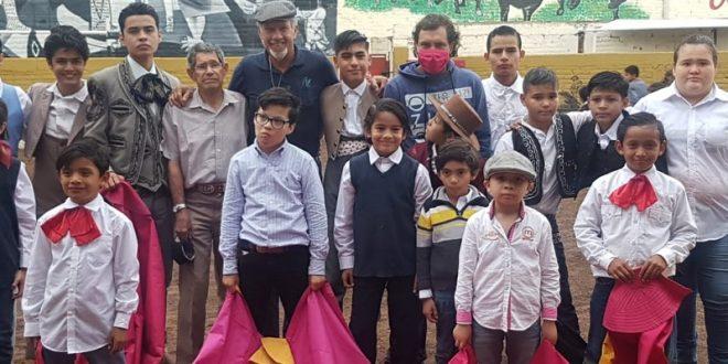 En Agüitas se forjan 70 hidrocálidos, dos colombianos y un peruano